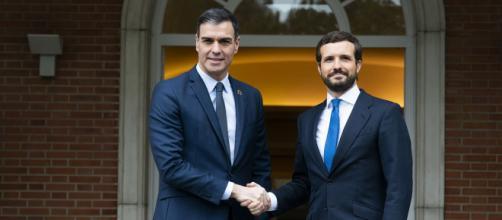 Casado no retomará las negociaciones sobre la renovación del CGPJ si Podemos no es excluido de las mismas