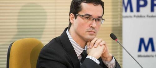 Dallagnol é punido por praticar ato político do qual e vetado. (Arquivo Blasting News)