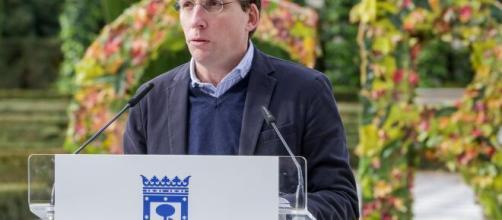 El alcalde de Madrid José Luis Martínez-Almeida hizo declaraciones en el 'Programa de Ana Rosa'