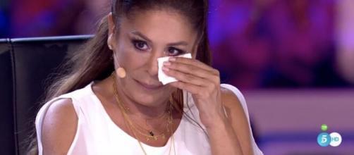 El estreno de 'Idol Kids' ha sido especialmente emotivo para Isabel Pantoja, compartiendo lo que supuso perder a Paquirri.