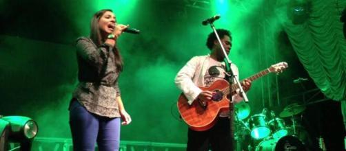 Gabriela Rocha e Thales Roberto estão confirmados para o evento. (Reprodução/YouTube)