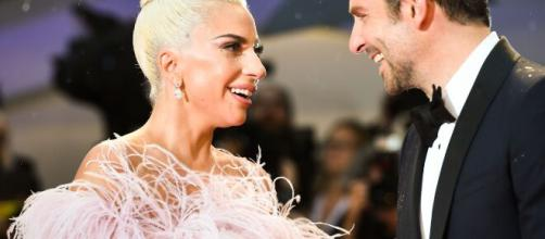 Lady Gaga y Bradley Cooper hicieron juntos 'A Star is Born'