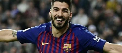 Luis Suarez sarebbe vicino alla Juventus.