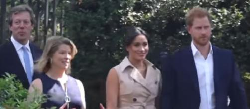 Prince Harry and Meghan Markle repay $3M spent on Frogmore Cottage to taxpayers. [Image source/Access YouTube video]