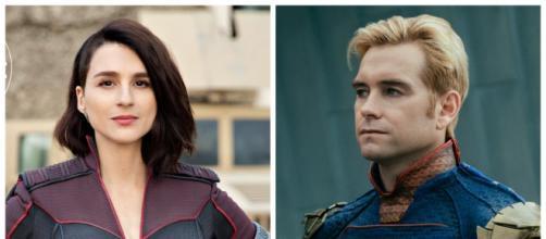 Tempesta (Aya Cash) será a rival do Capitão Pátria (Antony Starr) na segunda temporada de 'The Boys' da Amazon. (Foto: Arquivo Blastingnews)