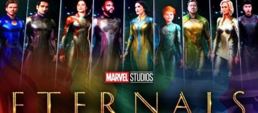 The Eternals se pospone hasta febrero del 2021