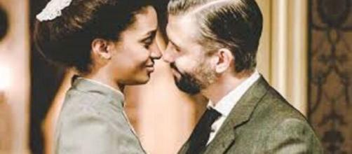 Una vita, trama 11 settembre: Felipe e Marcia vicinissimi al bacio.