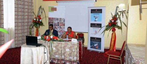 """Auditions pour la 5e édition de """"Huawei Seeds for The Future"""" à Yaoundé (c) Huawei Cameroun"""