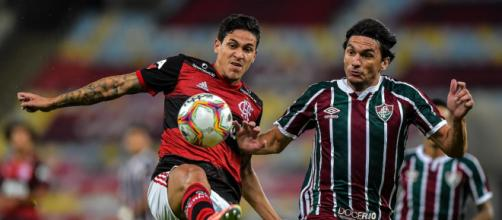 Clássico carioca entre Flamengo e Fluminense, é o destaque da nona rodada do Campeonato Brasileiro. (Arquivo Blasting News)
