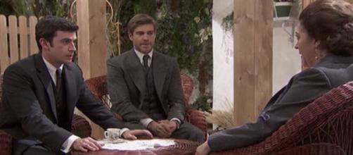 Il segreto, trame Spagna: Tomas e Adolfo apprendono che Francisca si nasconde a La Habana.