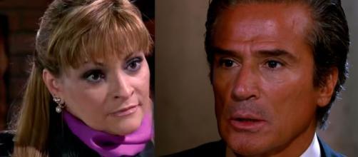 Josefina planeja vingança contra Gonçalo. (Televisa)