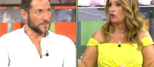 Laura Fa se enfrenta a Antonio David en 'Sálvame'