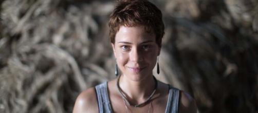 Leandra Leal fez sucesso em 'Aruanas'. (Reprodução/TV Globo)