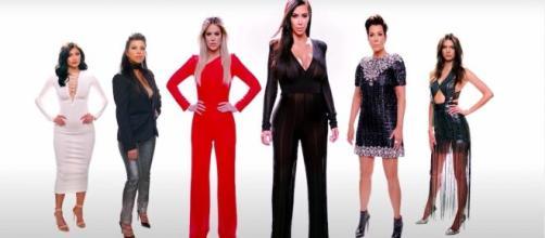 L'émission de télé-réalité 'KUWTK' fait le succès de la famille Kardashian depuis 2007, source : capture - Youtube