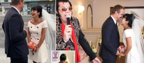 Lily Allen Lily Allen se casa en Las Vegas