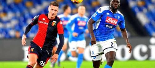 L'Inter non sarebbe disposta ad esercitare il contro riscatto di Pinamonti dal Genoa.