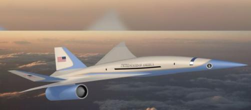 US Air Force planning to make Air Force One supersonic - nypost.com [Blasting News library]