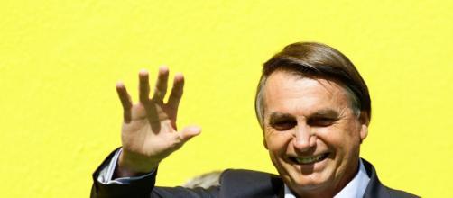 Bolsonaro reclama de prêmio que o acusa de corrupção. (Arquivo Blasting News)