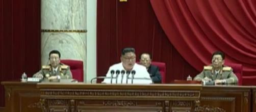 Kim Jong-un to announce N. Korea's 5-year economic development plan in January 2021. [© Arirang News YouTube video]