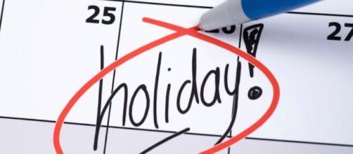 Ponti e giorni festivi del 2021: il calendario completo.