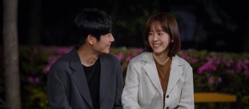O drama 'One Night Spring' está disponível na Netflix. (Foto: Divulgação/Netflix)