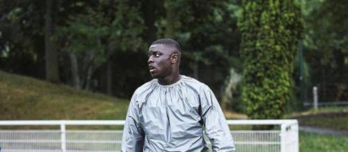 Abdoulaye Dabo, giocatore del Nantes.