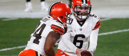 Los Browns de Mayfield y Chubb dieron una sorpresa monumental en Pittsburgh.