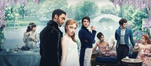 "Série ""Bidgerton"", da Netflix, é baseada no romance de Julia Quinn. (Arquivo Blasting News)"