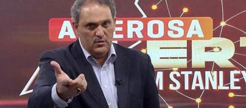 Stanley Gusman, apresentador da TV Alterosa/SBT, faleceu em MG. (Arquivo Blasting News)