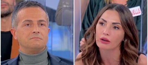 U&D, volano stracci tra Ida Platano e Riccardo Guarnieri: 'Lontano da te sto benissimo'.