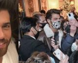 Assembramenti per Can Yaman: l'attore multato con 400 euro.