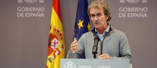 Fernando Simón constata el aumento de contagios por el virus en el último fin de semana