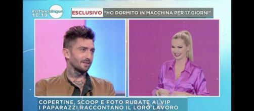 GF Vip, scoop a Mattino 5: 'Amore segreto tra due ex concorrenti', ipotesi Guenda-Filippo.