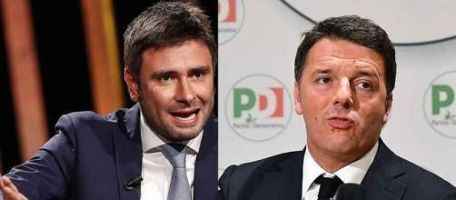 L'affondo di Alessandro Di Battista contro Matteo Renzi e il suo partito.