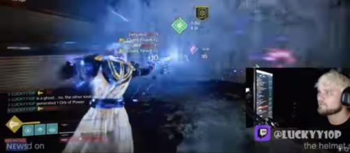 Luckyy's gameplay shows the Chaos Reach is pretty much bugged right now in 'Destiny 2.' [© Luckyy 10P/YouTube]