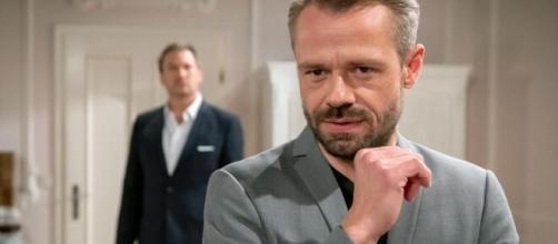 Tempesta d'Amore, anticipazioni tedesche: Erik ricatterà Maja, Amelie diventerà ricca