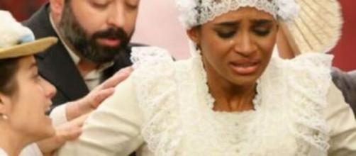 Una vita spoiler al 22-01: Emilio sospetta di Cinta, Marcia e Felipe non si sposano più.