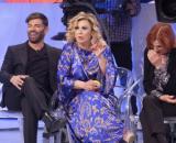 U&D, Cipollari perde le staffe con Tinì: 'Si è mostrata svestita per anni in tv'.