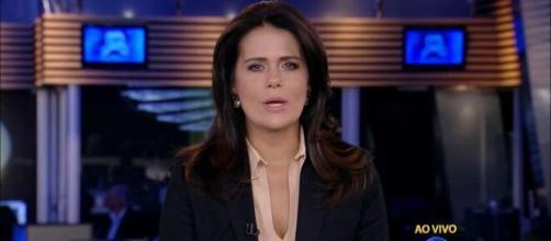 Após crítica a Bolsonaro, Adriana Araújo deixará Record. (Arquivo Blasting News)