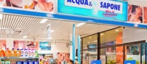 Assunzioni Acqua e Sapone, ricercata la figura di addetto vendita.