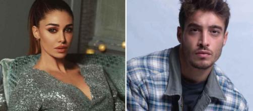 Belen Rodriguez sarebbe incinta di Antonino Spinalbese: la showgirl forse al terzo mese.