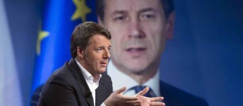 Il leader di Italia viva, Matteo Renzi.