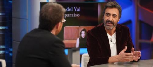 Juan del Val, entrevistado por Pablo Motos para 'El Hormiguero'