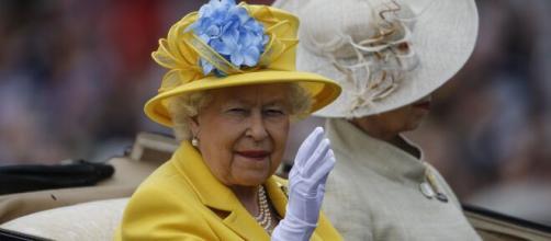 La reina Isabel II invitó a Harry a su cumpleaños.