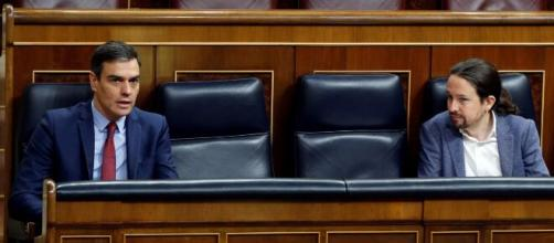La subida de la luz, nueva lucha entre PSOE y Unidas Podemos