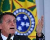 Jair Bolsonaro sabotou medidas contra a covid-19, diz a Human Rights Watch. (Arquivo Blasting News)
