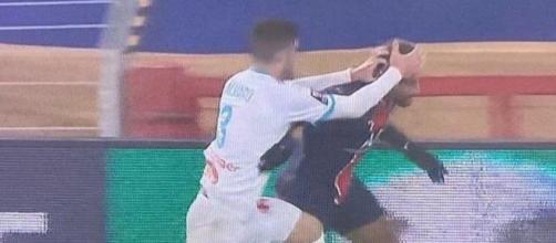 Alvaro et Neymar se clashent sur les réseaux sociaux - Photo capture d'écran Twitter Alvaro