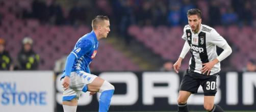 Claudio Pea su Juventus-Napoli di Supercoppa italiana.