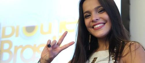 Emily Araújo foi campeã do 'BBB17'. (Arquivo Blasting News)
