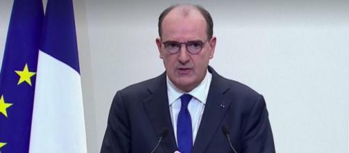 En conférence de presse de Jean Castex a fait de nombreuses annonces dont le couvre-feu à 18h- ©capture d'écran vidéo